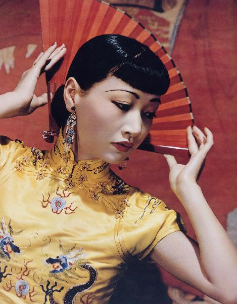 About Anna May Wong